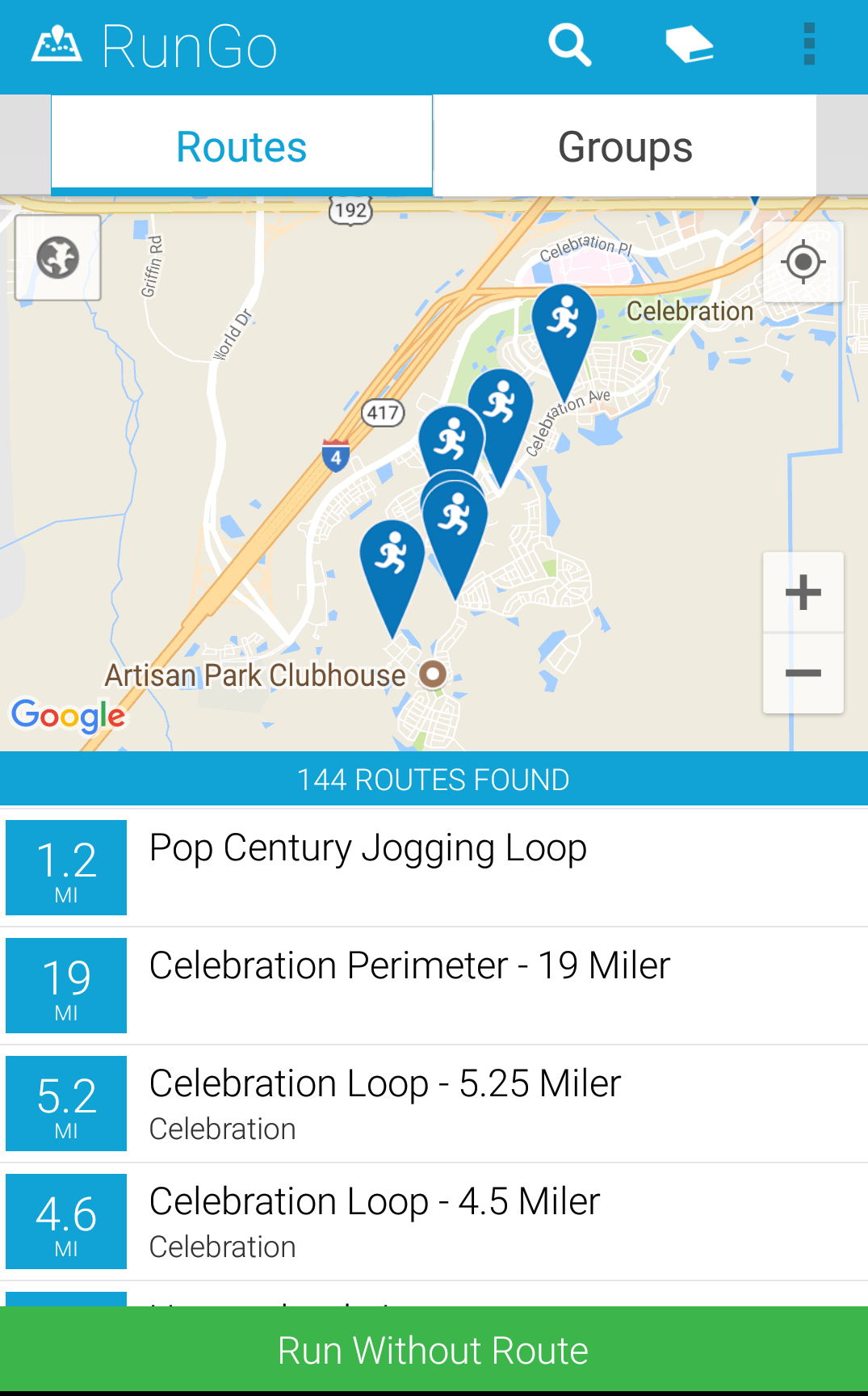 rungo app: turn-by-turn directions for running routes – orange athlete